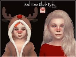 winter wonderland sims 4 makeup