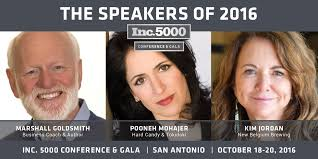 """Pooneh Mohajer on Twitter: """"can't wait for INC. 5000 - looking forward to  sharing!… """""""