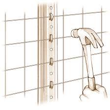 Mesh Fencing Installation Basics Diy Mother Earth News