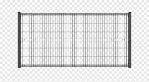 Fence Line Angle Steel Mesh 3d Panels Affixed Rectangle Home Fencing Png Pngegg