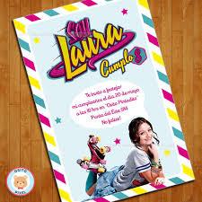 Kit Imprimible Soy Luna Personalizado Decoracion Candy Bar 450