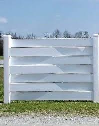 One Pvc 6 X 4 Vinyl Basket Weave Fence Panel Section Wi Https Www Amazon Com Dp B06vwtgrts Ref Cm Sw R P Privacy Fence Designs Fence Design Fence Panels