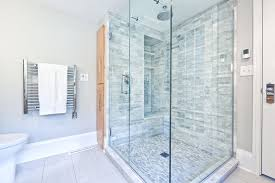 cause for exploding glass shower doors