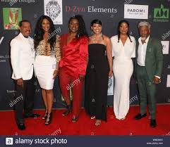 2019 Breaking Barriers Awards Gala and Fashion Show at the Los Angeles  Convention Center in Los Angeles, California on August 4, 2019. Featuring:  Obba Babatunde, Beverly Johnson, Stormy Weather Banks, Adai Lamar,