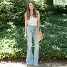 70s hippie fashion style fl lace