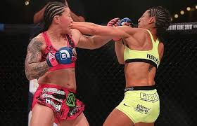Arlene Blencowe books fight with Amber Leibrock at Bellator 206 – Fight  News Australia