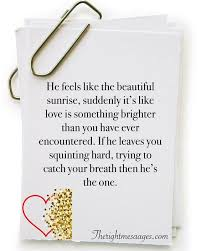 awesome love quotes for him the right messages