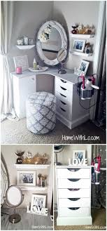 25 diy vanity table ideas that you make