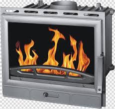 fireplace insert heat boiler firebox