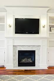 fireplace millwork 4 beautiful example