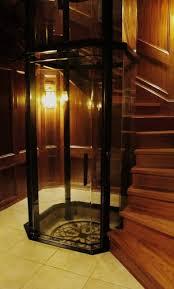 machine room vacuum elevator visi lift