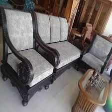 pure rose wood sofa set at rs 185000