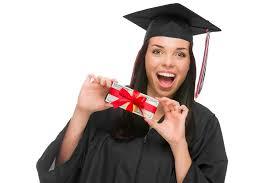appropriate monetary graduation gift