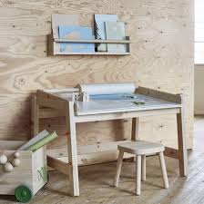 Natural Wood Kids Furniture In Kids Rooms By Kids Interiors