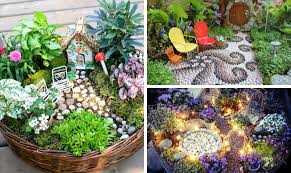 fairy garden ideas 21 best diy fairy