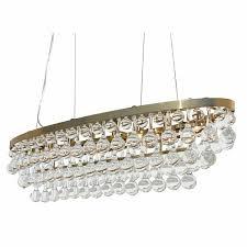 fabrice 8 light crystal chandelier