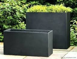 cistern planters with handles