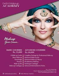 makeup insute in delhi