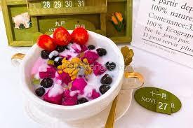 珍珠火龙果甜品的做法_菜谱_香哈网