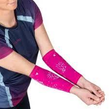 Nakolanniki i rękawki siatkarskie Rękawki do siatkówki VAP100 ALLSIX |  Decathlon