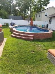 Pin by Ivona Santos on Pool | Small backyard pools, Swimming pools  backyard, Backyard