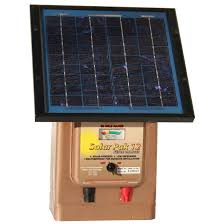Parmak Solar Electric Fence Charger Pak 12 48 Km Range 12 V Mag 12 Sp Rona Solar Electric Fence
