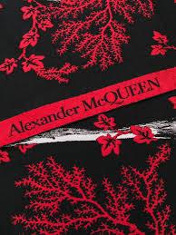 Alexander McQueen Ivy King And Queen Scarf - Farfetch