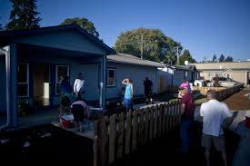 Habitat for Humanity teams with YouthBuild - Columbian.com