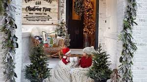 60 christmas porch decor ideas momooze