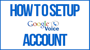 How To Setup A Google Voice Account ...