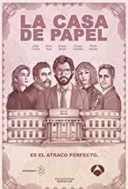 La Casa de Papel 1. Sezon 1-10 Bölümler