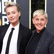 Portia de Rossi Stands by Ellen DeGeneres on Instagram