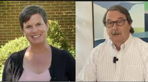 Easton Special Election for Council President: Chats with Candidates Megan  Cook and Ron Engle