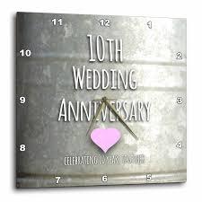 3drose 10th wedding anniversary gift
