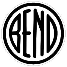 Bend Oregon Sticker