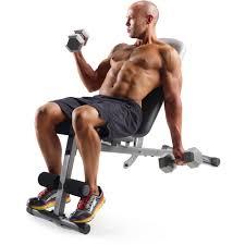 incline flat decline press abs workout