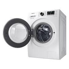 Máy Giặt Cửa Trước Samsung Inverter WW90J54E0BW/SV (9kg) - Hàng ...