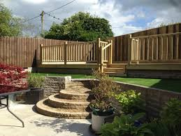 garden decking and patio ideas for