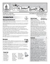 St. James Parish - Featured