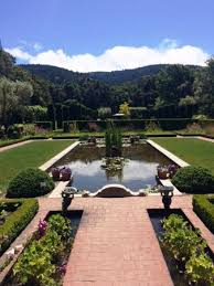 gazing pool picture of filoli