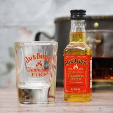 tennessee fire jack daniels engraved