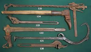 2014 Fall Antique Wrench Auction Eldorado Kansas Oct 24 25