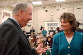 The rise of Lisa Murkowski (Lisa Murkowski's alter ego) — High Country News  – Know the West