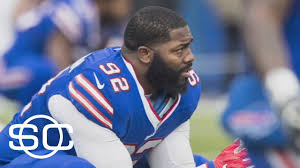 Bills DL Adolphus Washington Arrested | SportsCenter | ESPN - YouTube