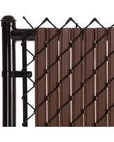 Maximum Privacy Solitube Slats For Chain Link Fencing Patio Lawn Garden 4 Ft Beige Patio Lawn Garden Outdoor Decor