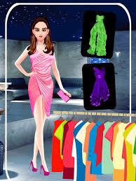 fashion salon glam doll makeover