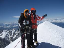 mont blanc guided ascent adventure