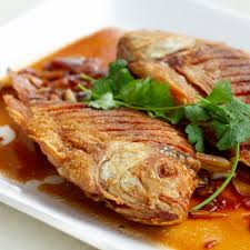 Vietnamese Fried Fish with Soy Sauce ...