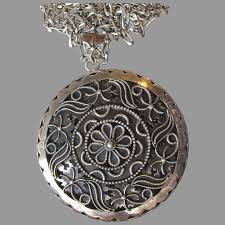 big made in india sterling silver