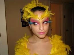 big bird makeup specktra
